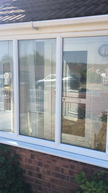 Replacement glass panels Barnsley